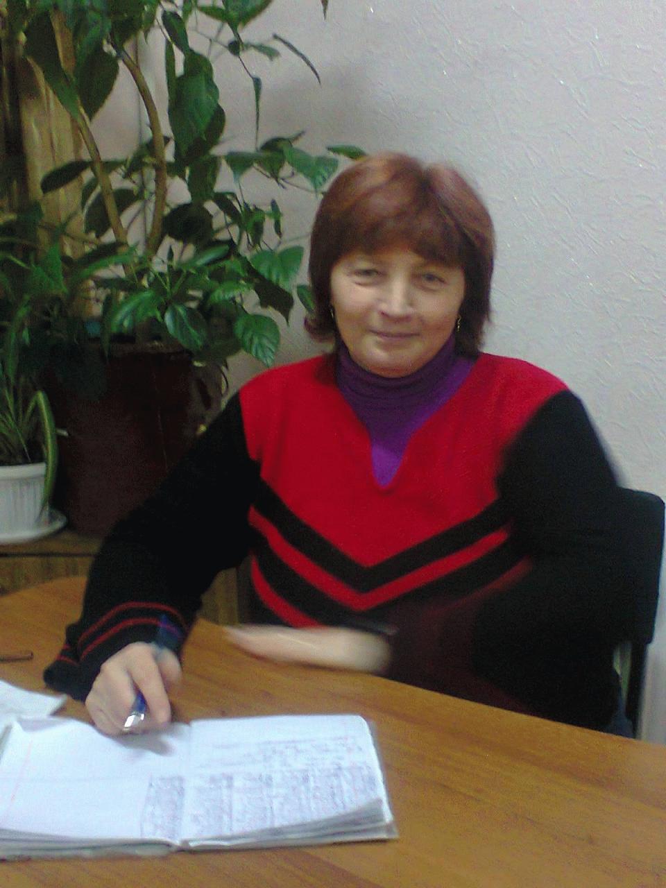 Петренко Зоя Станіславівна
