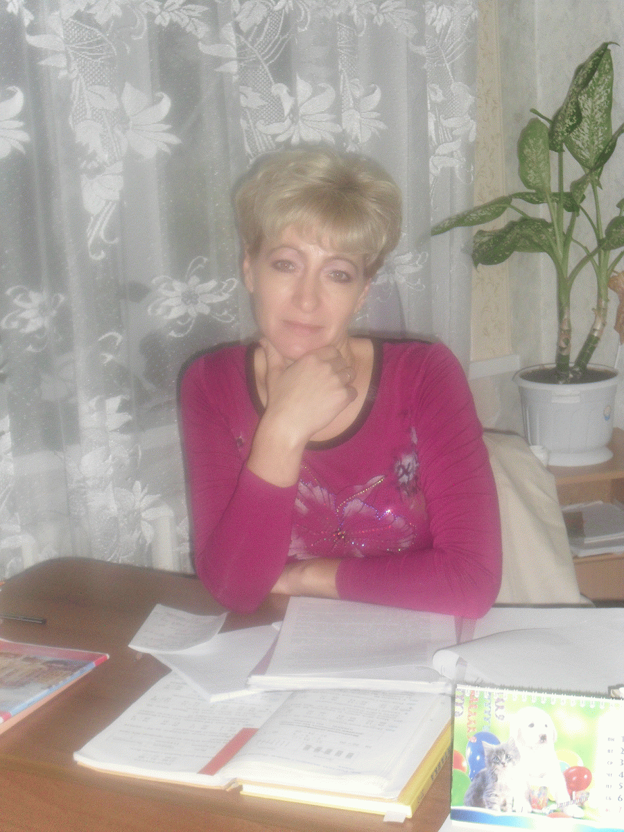 Світлична Раїса Євгеніївна