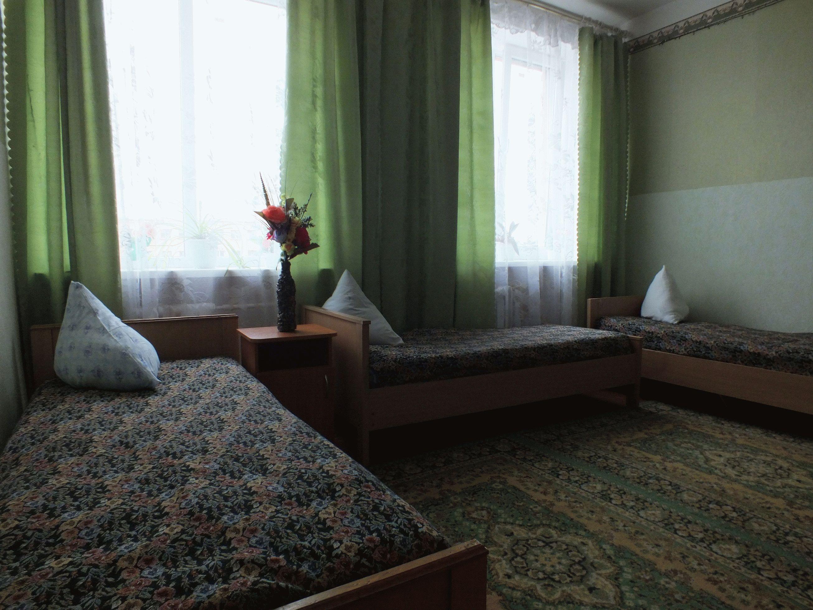 Затишні спальні кімнати