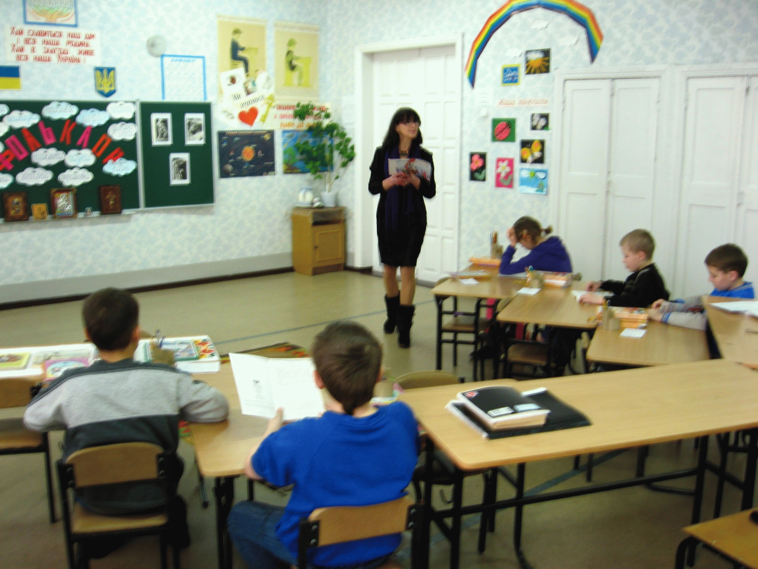 Кабінет початкової школи