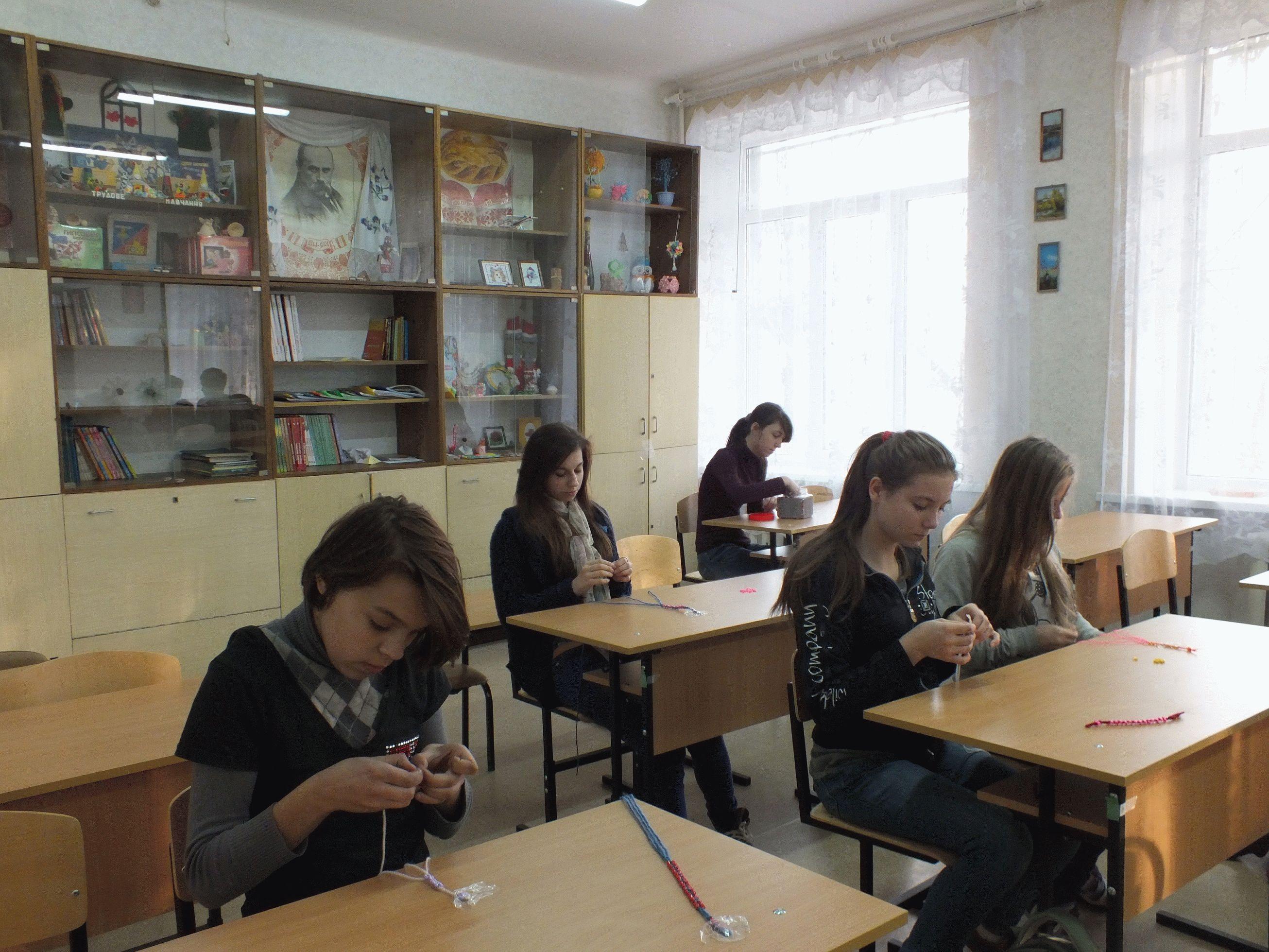 Кабінет трудового навчання