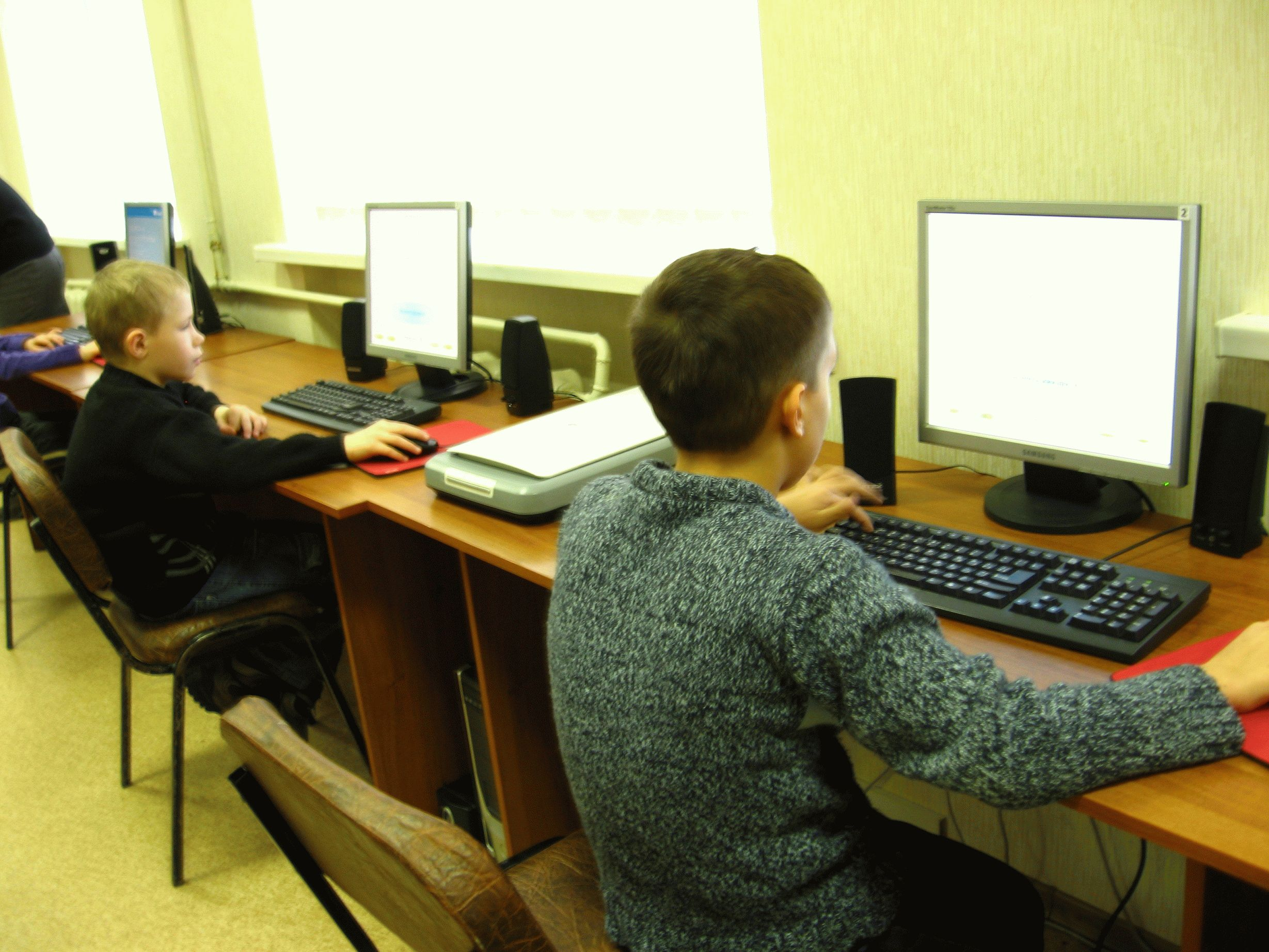 Кабінет інформатики
