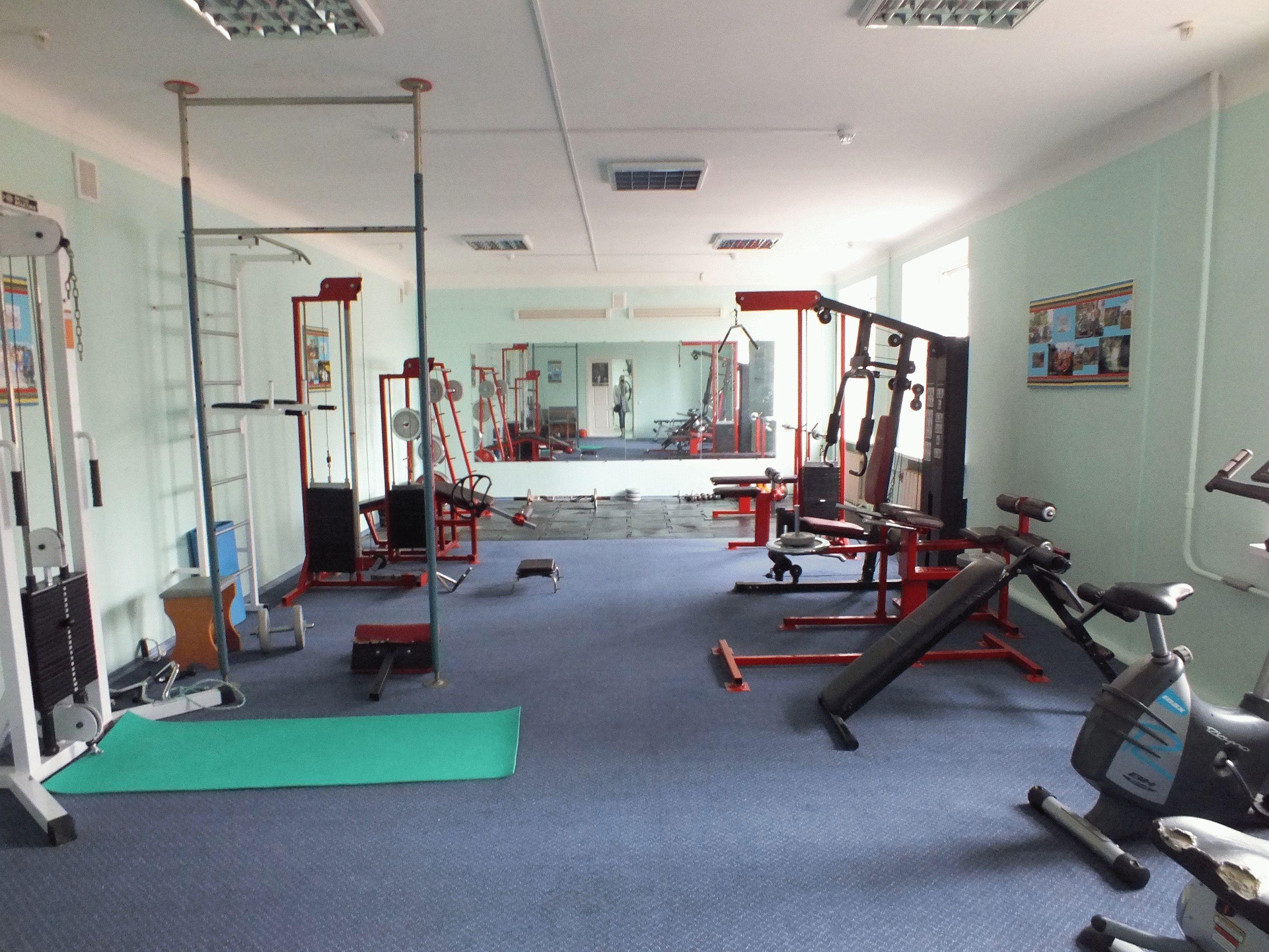 Тренажерна зала